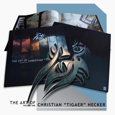 The Art Of Christian 'Tigaer' Hecker