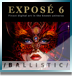 Ballistic Publishing Expose 6 Inclusion