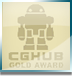 CgHub Gold Award