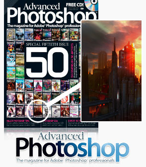 advanced photoshop uk - issue 50