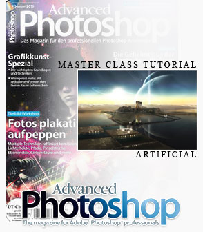 advanced photoshop uk - issue 60