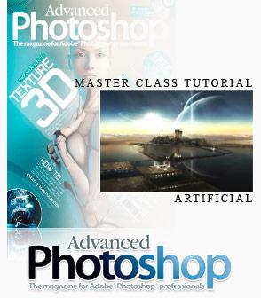 advanced photoshop uk - issue 60