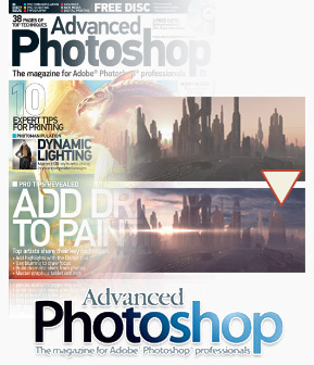 advanced photoshop uk - issue 90