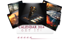 Get The Calendar For Your 2014!