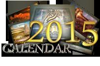 Get The Calendar For 2015!