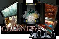 Tigaer-Design Calendar 2016