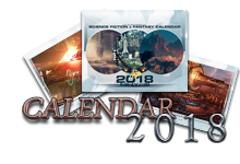 Tigaer-Design Calendar 2018