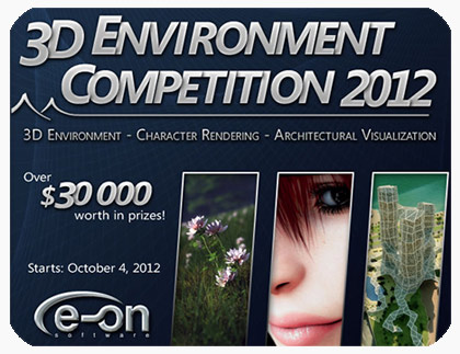 3D Environment Competition 2012