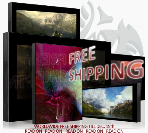 Free Worldwide Economy Shipping