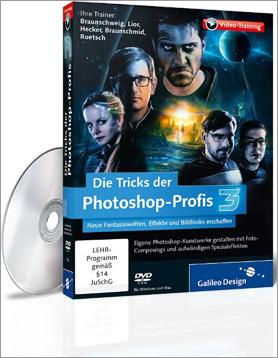 Die Tricks Der Photoshop Profis 3