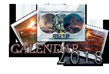 Get YOUR Calendar For 2018!